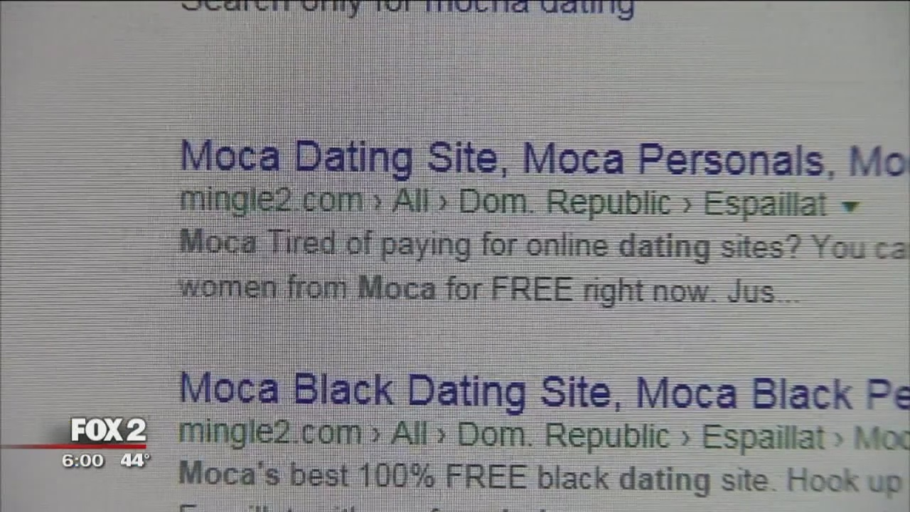 online dating i Detroit