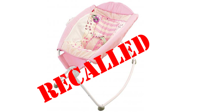 Fisher Price Recalls Rock N Play Sleepers Due To Reports Of Infant Deaths Fox 2 Detroit