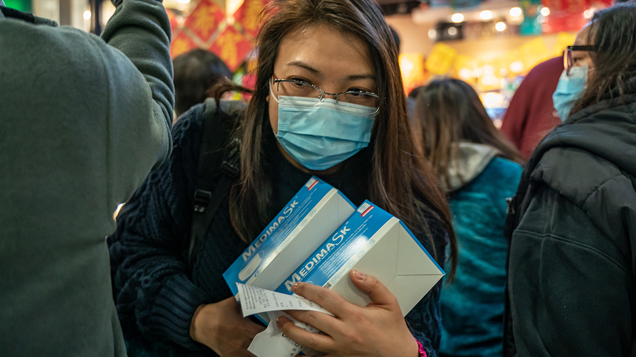 crazy surgical mask