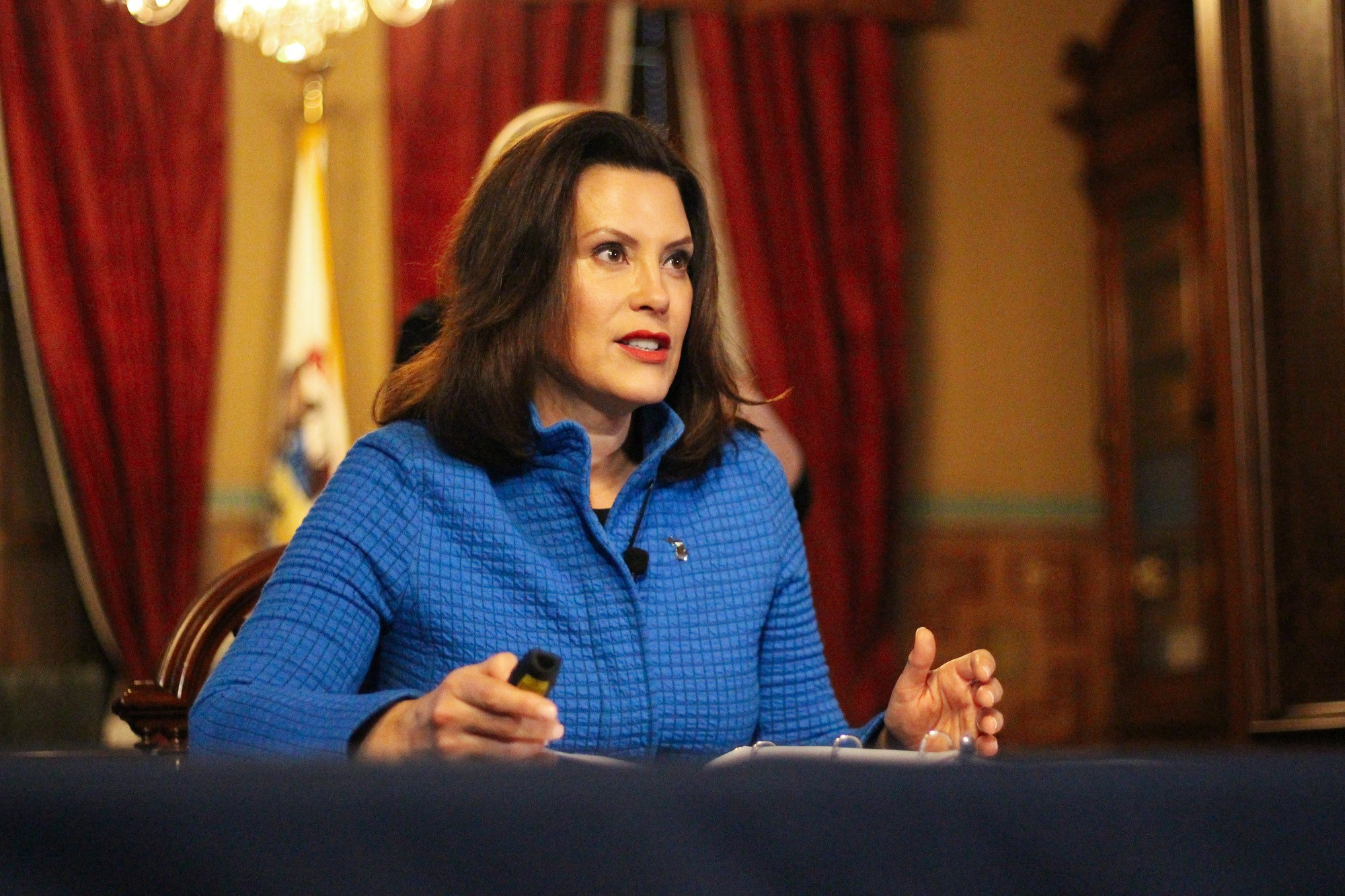 New Poll Finds Growing Approval For Gov Whitmer S Covid 19 Response Widening Partisan Views Of Pandemic