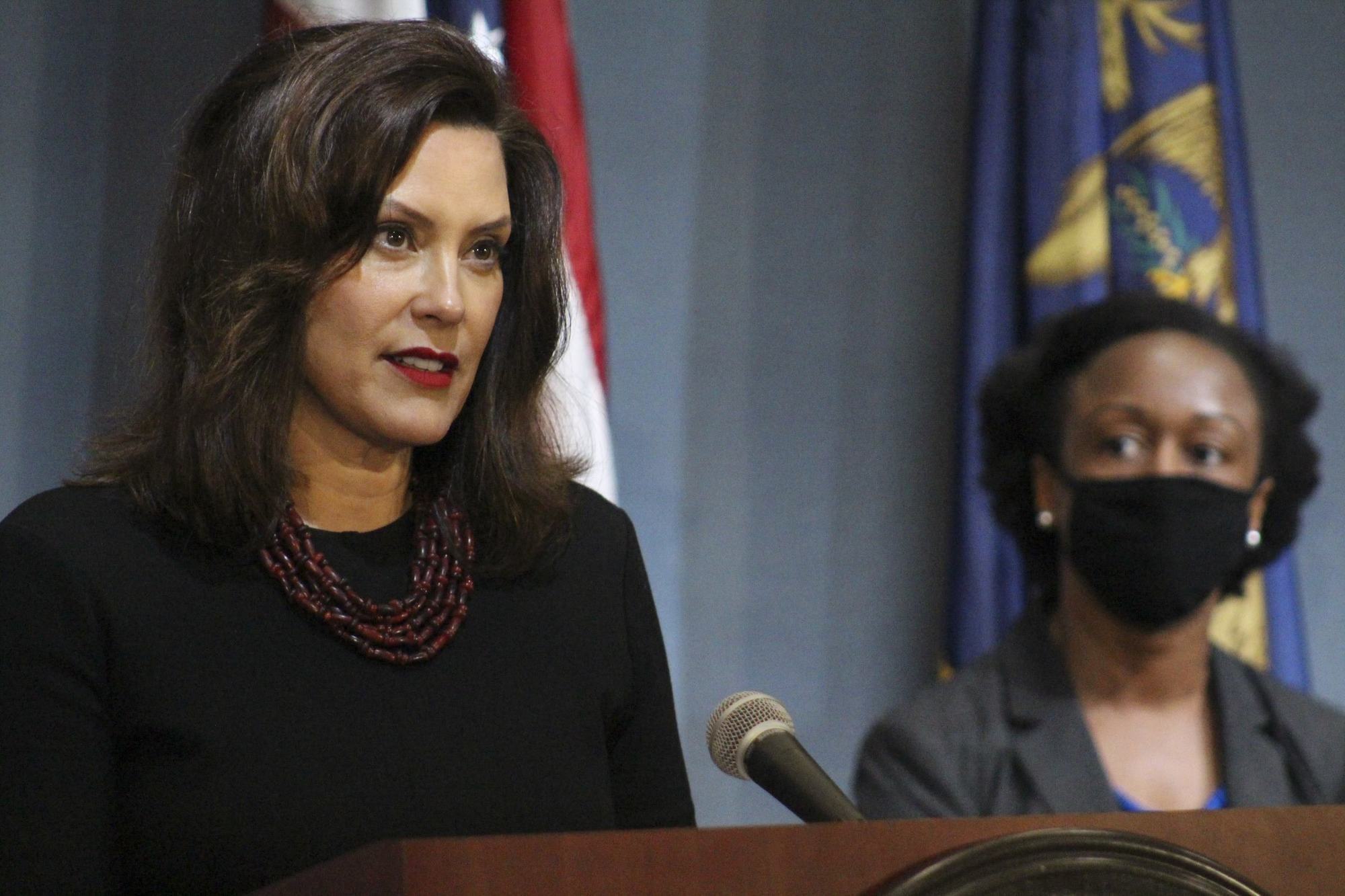 Gov Gretchen Whitmer Urges Washington Lawmakers To Reach Covid 19 Stimulus Deal To Help Residents Businesses